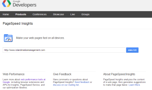 Google Page Speed helps to analyse the web page for performance