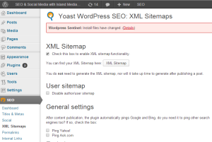 Yoast SEO Sitemap is easy to use and effective for SEO