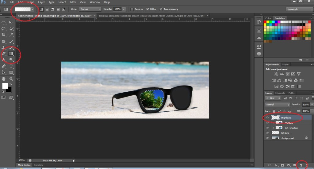 Create new Layer Multiply