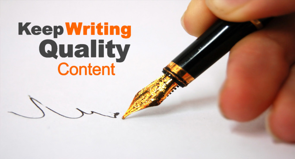 write a good article - seo for bloggers