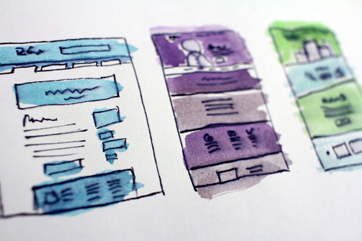 Four things avoid with Website Design