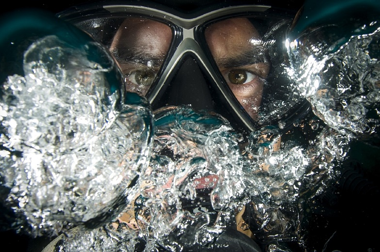 Increase website visibility for your diving company