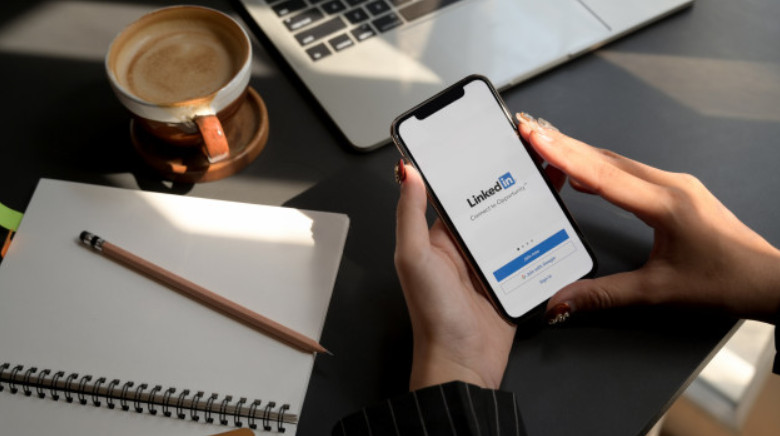 LinkedIn for building personal brand